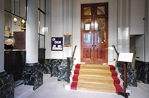 Faux Marble For The Travellers Club, Pall Mall