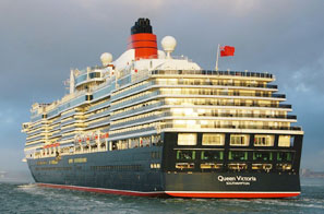 Restoration 'Afloat' On The Queen Mary II & The Queen Victoria Luxury Cruise Liners