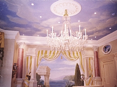 The Dining Room Mural